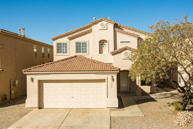 9505 Cantariello Court NW, Albuquerque, NM 87120 (MLS #962498) :: Campbell & Campbell Real Estate Services