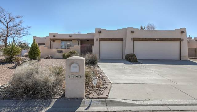 4908 Paseo Del Rey NW, Albuquerque, NM 87120 (MLS #962502) :: Campbell & Campbell Real Estate Services