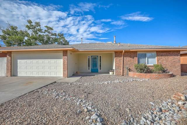 5513 Calle Cumbre Drive NW, Albuquerque, NM 87120 (MLS #962512) :: Campbell & Campbell Real Estate Services