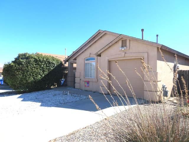 9904 Lone Mountain Avenue SW, Albuquerque, NM 87121 (MLS #962513) :: Silesha & Company
