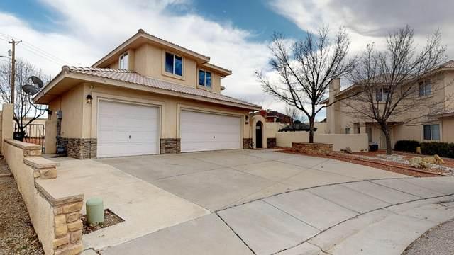 6816 Rancho Vista Place NE, Albuquerque, NM 87113 (MLS #962517) :: Campbell & Campbell Real Estate Services