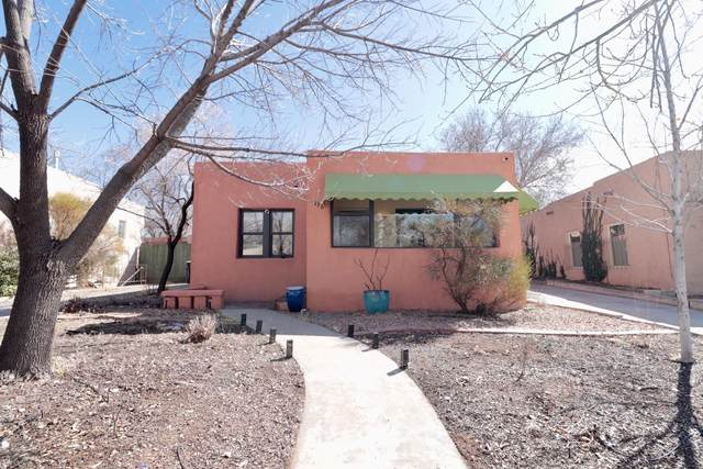 436 Sycamore Street NE, Albuquerque, NM 87106 (MLS #962523) :: Campbell & Campbell Real Estate Services