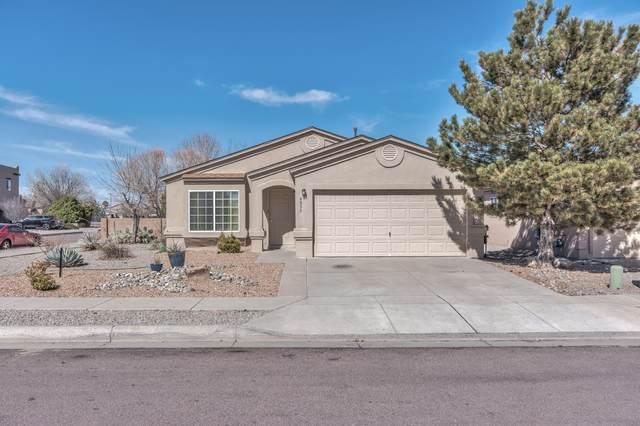 6835 Sirocco Place NW, Albuquerque, NM 87114 (MLS #962548) :: Silesha & Company