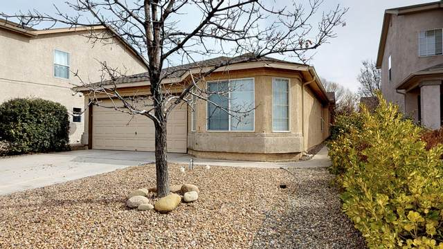 9716 Puccini Trail NW, Albuquerque, NM 87114 (MLS #962571) :: Silesha & Company