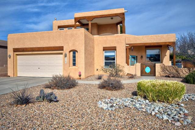 5105 Marcadas Road NW, Albuquerque, NM 87114 (MLS #962585) :: Silesha & Company