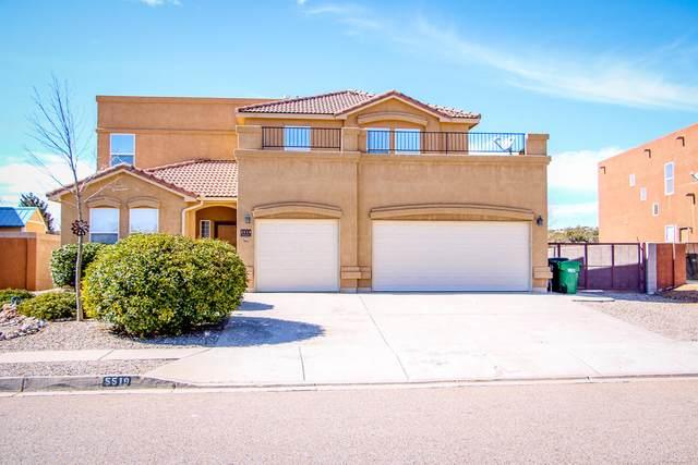 5519 Cibola Drive NE, Rio Rancho, NM 87144 (MLS #962594) :: The Bigelow Team / Red Fox Realty