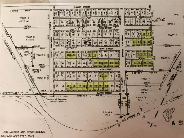 L21 Blk 7 Earth Street, Logan, NM 88426 (MLS #962628) :: The Buchman Group
