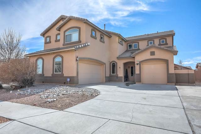 8504 Hawk Eye Road NW, Albuquerque, NM 87120 (MLS #962631) :: Campbell & Campbell Real Estate Services
