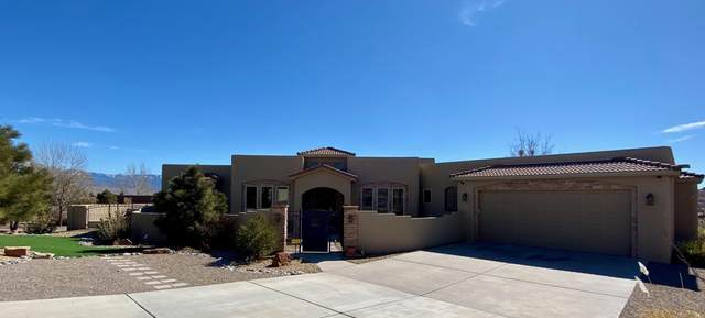501 Albino Road, Corrales, NM 87048 (MLS #962639) :: The Buchman Group