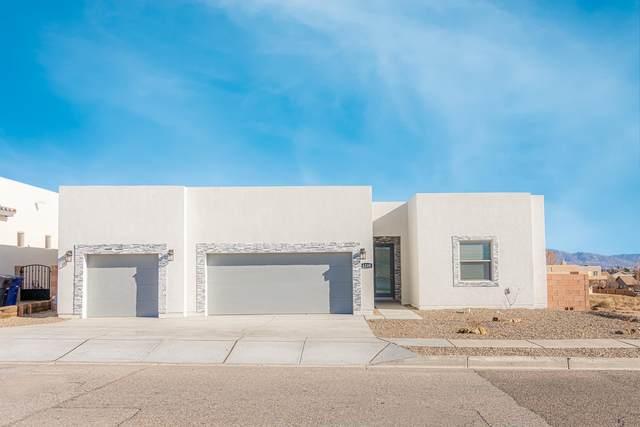 6208 Tesuque Drive NW, Albuquerque, NM 87120 (MLS #962670) :: The Buchman Group