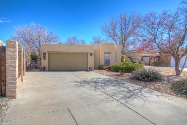 348 La Chamisal Lane NW, Los Ranchos, NM 87107 (MLS #962671) :: Campbell & Campbell Real Estate Services