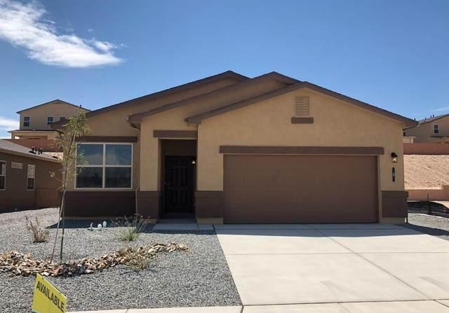 16 Hermanos Loop, Los Lunas, NM 87031 (MLS #962673) :: The Buchman Group