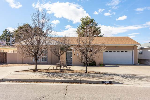 3921 Julie Street NE, Albuquerque, NM 87110 (MLS #962683) :: Campbell & Campbell Real Estate Services