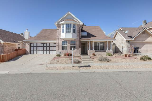 7815 Redberry Street NW, Albuquerque, NM 87120 (MLS #962716) :: Campbell & Campbell Real Estate Services