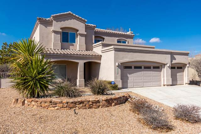 4401 Willow View Lane NW, Albuquerque, NM 87120 (MLS #962723) :: Campbell & Campbell Real Estate Services
