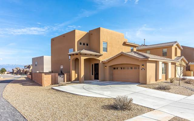 8808 Valle Huerto Lane NW, Albuquerque, NM 87114 (MLS #962753) :: The Bigelow Team / Red Fox Realty