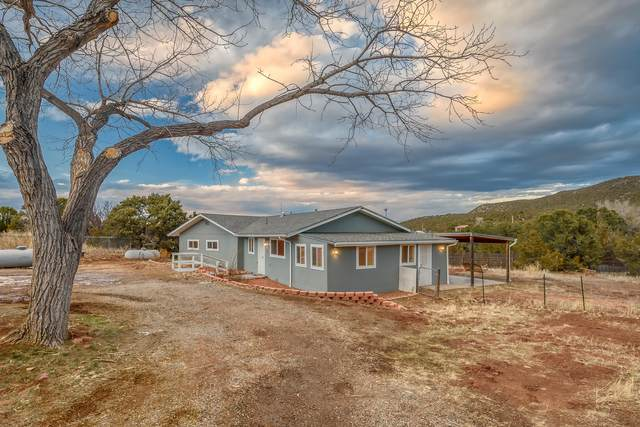 13 Pinon Heights Road, Sandia Park, NM 87047 (MLS #962765) :: Campbell & Campbell Real Estate Services