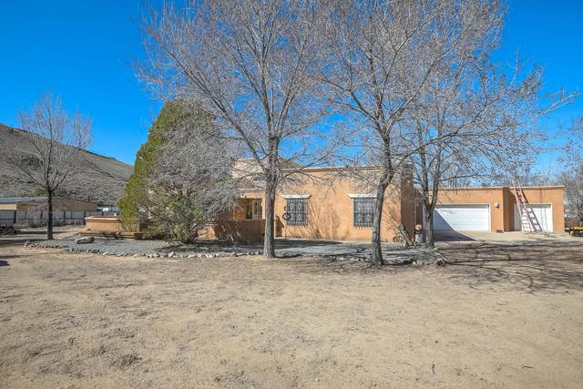 79 Sandhill Road, Los Lunas, NM 87031 (MLS #962769) :: The Buchman Group