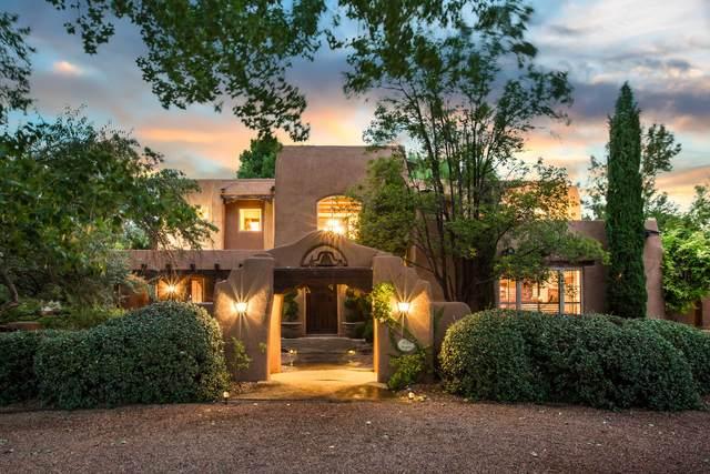1623 Francisca Road NW, Los Ranchos, NM 87107 (MLS #962788) :: Campbell & Campbell Real Estate Services