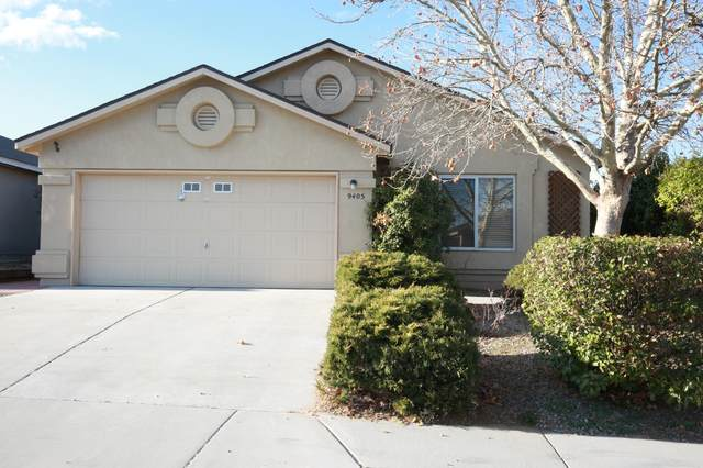 9405 Halyard Road NW, Albuquerque, NM 87121 (MLS #962790) :: Campbell & Campbell Real Estate Services