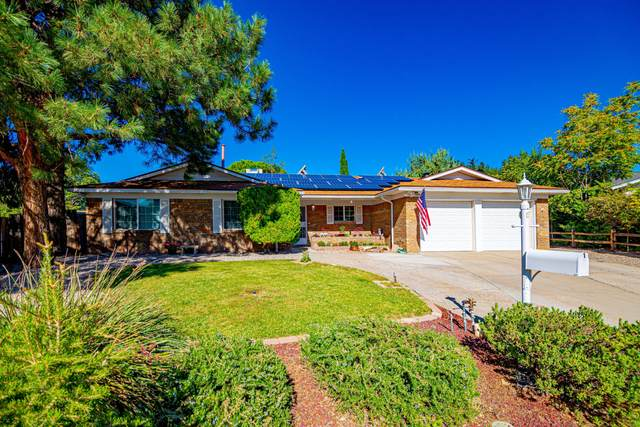 4813 Baja Court NE, Albuquerque, NM 87111 (MLS #962814) :: The Buchman Group
