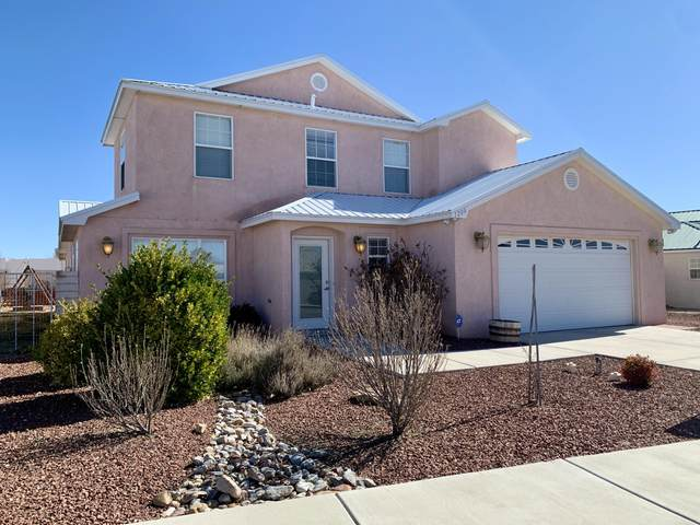 1200 Parkview Drive, Los Lunas, NM 87031 (MLS #962817) :: The Buchman Group