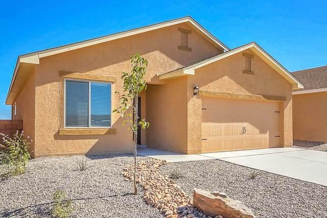 10020 Farinosa Avenue SW, Albuquerque, NM 87121 (MLS #962871) :: The Buchman Group