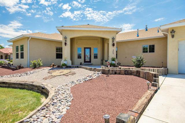 305 Luscombe Lane, Los Lunas, NM 87031 (MLS #962873) :: The Buchman Group