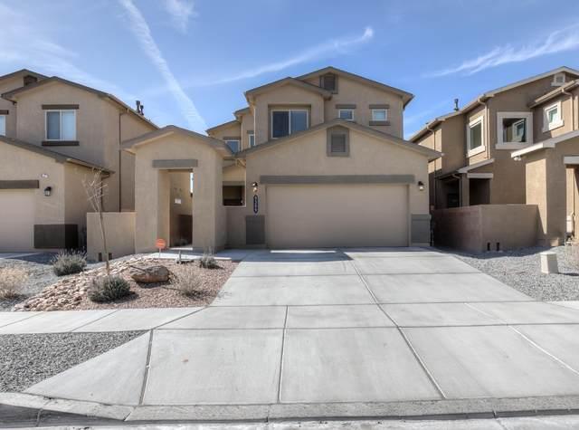 9309 Silver Mesa Street, Albuquerque, NM 87114 (MLS #962882) :: The Bigelow Team / Red Fox Realty