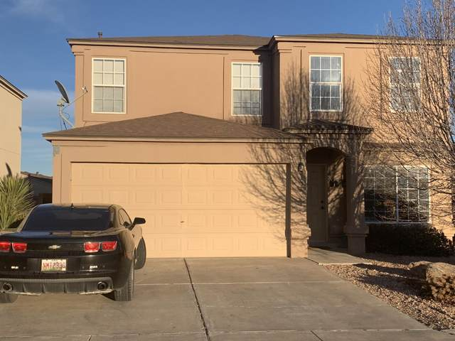 3136 Lost Desert Drive SW, Albuquerque, NM 87121 (MLS #962893) :: Campbell & Campbell Real Estate Services