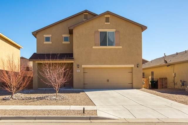 1004 El Paseo Street, Rio Rancho, NM 87144 (MLS #962939) :: The Buchman Group