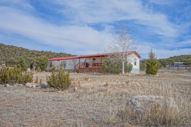 5 North Trail, Edgewood, NM 87015 (MLS #962956) :: Campbell & Campbell Real Estate Services