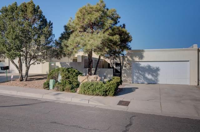 2909 Candelita Court NE, Albuquerque, NM 87112 (MLS #962983) :: The Bigelow Team / Red Fox Realty