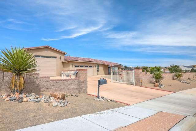 2709 Abrazo Road NE, Rio Rancho, NM 87124 (MLS #962993) :: The Buchman Group