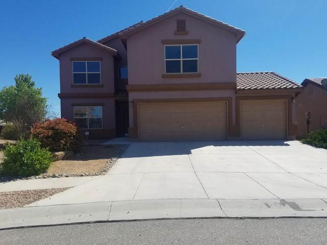 780 Prairie Sage Court SW, Los Lunas, NM 87031 (MLS #962995) :: The Buchman Group