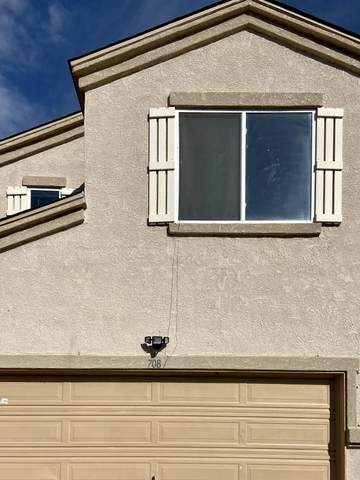 708 Los Viejos Drive SW, Albuquerque, NM 87105 (MLS #963009) :: The Buchman Group