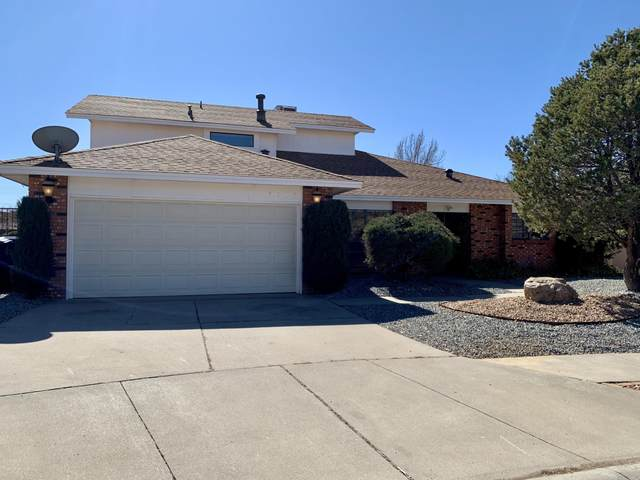 9108 Freedom Way NE, Albuquerque, NM 87109 (MLS #963010) :: The Buchman Group