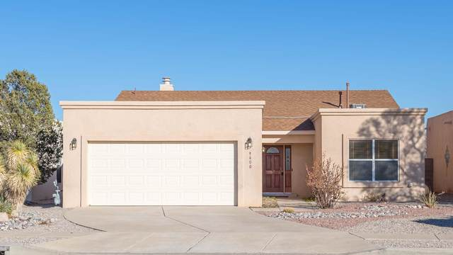 9600 Toucan Place NW, Albuquerque, NM 87114 (MLS #963011) :: The Buchman Group