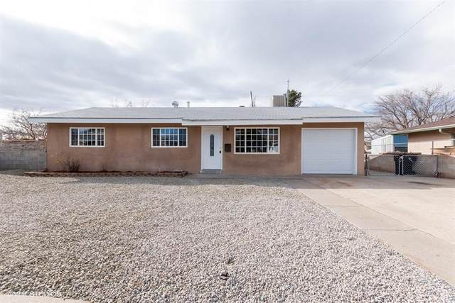 1405 Altez Street NE, Albuquerque, NM 87112 (MLS #963014) :: The Buchman Group