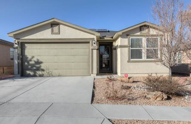 10609 Hilgenberg Lane SW, Albuquerque, NM 87121 (MLS #963015) :: Campbell & Campbell Real Estate Services