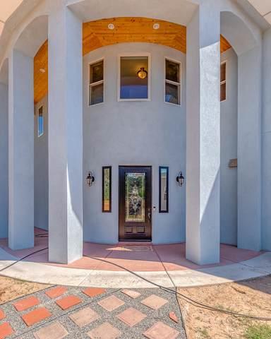 520 Camino De Suerte NW, Albuquerque, NM 87114 (MLS #963016) :: Campbell & Campbell Real Estate Services