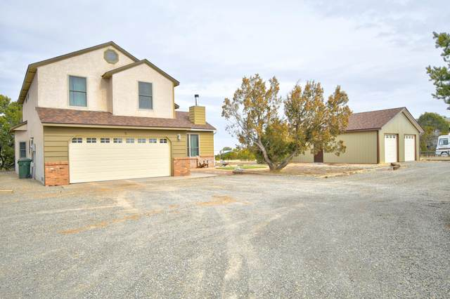 5 Autumnwood Court, Edgewood, NM 87015 (MLS #963039) :: Campbell & Campbell Real Estate Services
