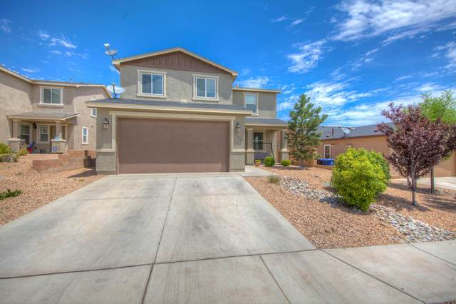 10609 Thayer Road NW, Albuquerque, NM 87121 (MLS #963083) :: Campbell & Campbell Real Estate Services