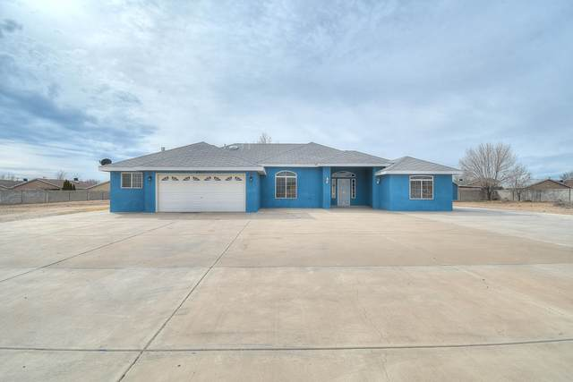 8357 Sage Road SW, Albuquerque, NM 87121 (MLS #963095) :: Campbell & Campbell Real Estate Services