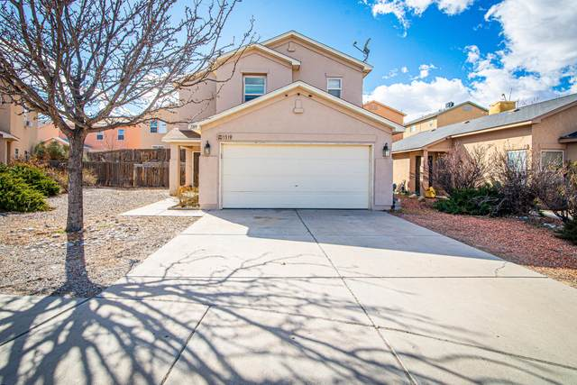 1319 Questa Court SW, Albuquerque, NM 87121 (MLS #963103) :: The Bigelow Team / Red Fox Realty