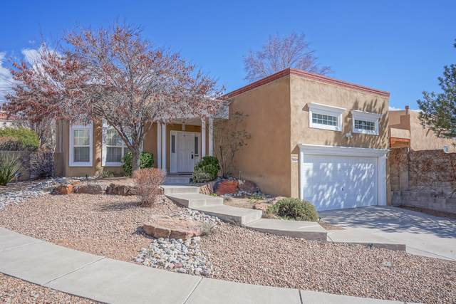9004 Lazy Brook Court NE, Albuquerque, NM 87113 (MLS #963136) :: The Bigelow Team / Red Fox Realty