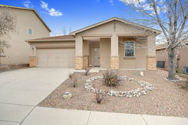 9227 Daisy Summer Avenue SW, Albuquerque, NM 87121 (MLS #963140) :: Campbell & Campbell Real Estate Services