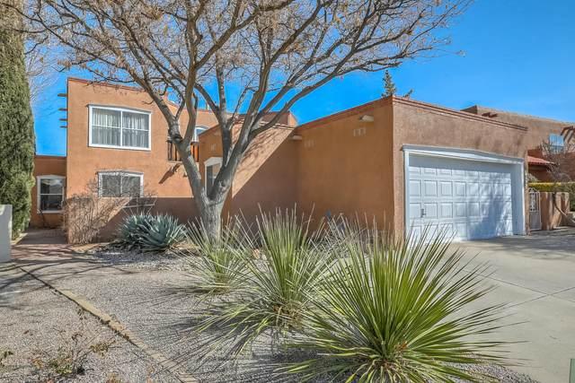 9437 Thornton Avenue NE, Albuquerque, NM 87109 (MLS #963181) :: The Bigelow Team / Red Fox Realty
