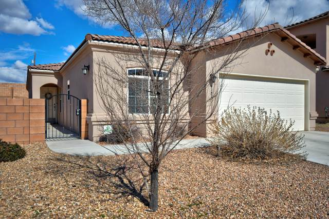 7131 Balearic Avenue SW, Albuquerque, NM 87121 (MLS #963234) :: The Bigelow Team / Red Fox Realty