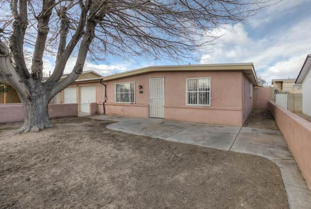 7509 Aster Road SW, Albuquerque, NM 87121 (MLS #963244) :: The Bigelow Team / Red Fox Realty